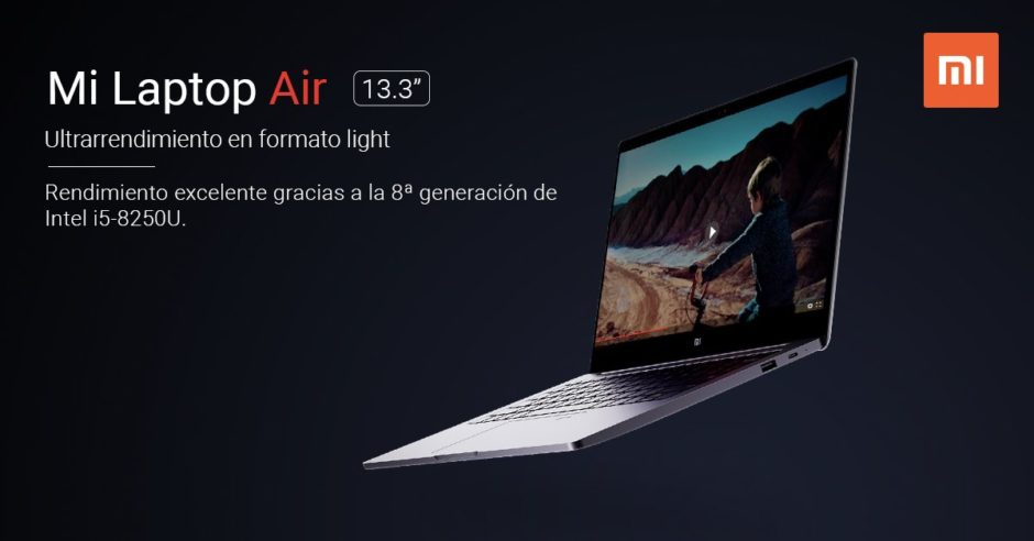 Mi Laptop Air